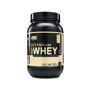 Naturally Flavored Gold Standart 100% Whey (907г)