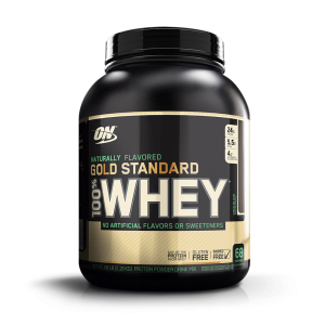 Naturally Flavored Gold Standart 100% Whey (2180г)