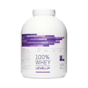 LevelUp 100% Whey 2270г